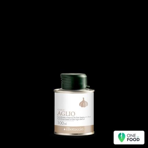 Olivenol Extravergine Mit Knoblauch